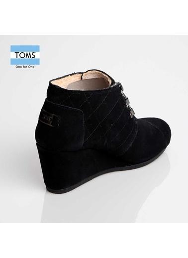 Toms Bot Siyah